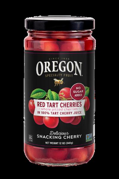 Red Tart Snacking Cherries