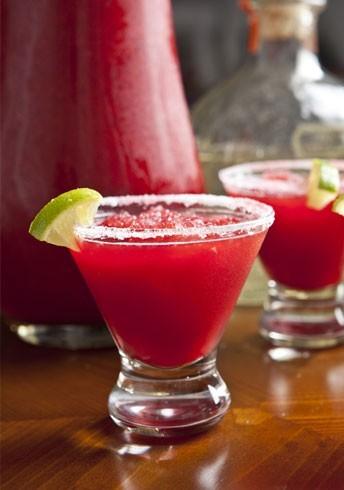 Berry Cool Margaritas