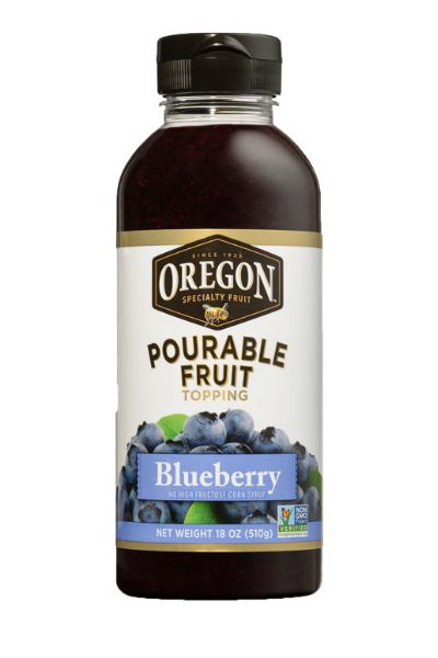 Blueberry Pourable Fruit