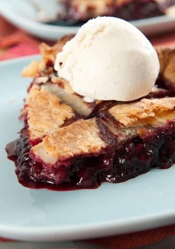 Boysenberry Pie – Classic Recipe