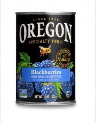 Blackberry Ice Cream Soda
