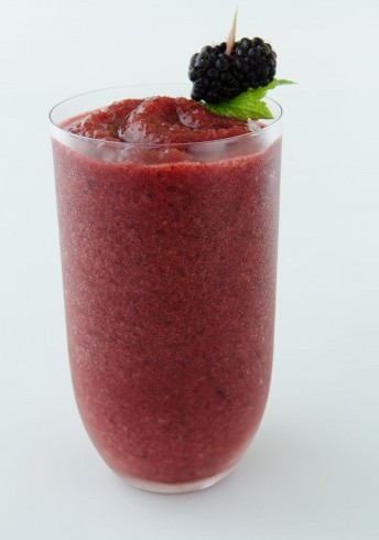 Blueberry Smoothie (Low Fat)