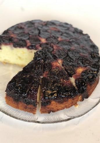 Bon Appetit's Cherry Upside Down Cake