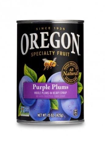Purple Plum Citrus Torte
