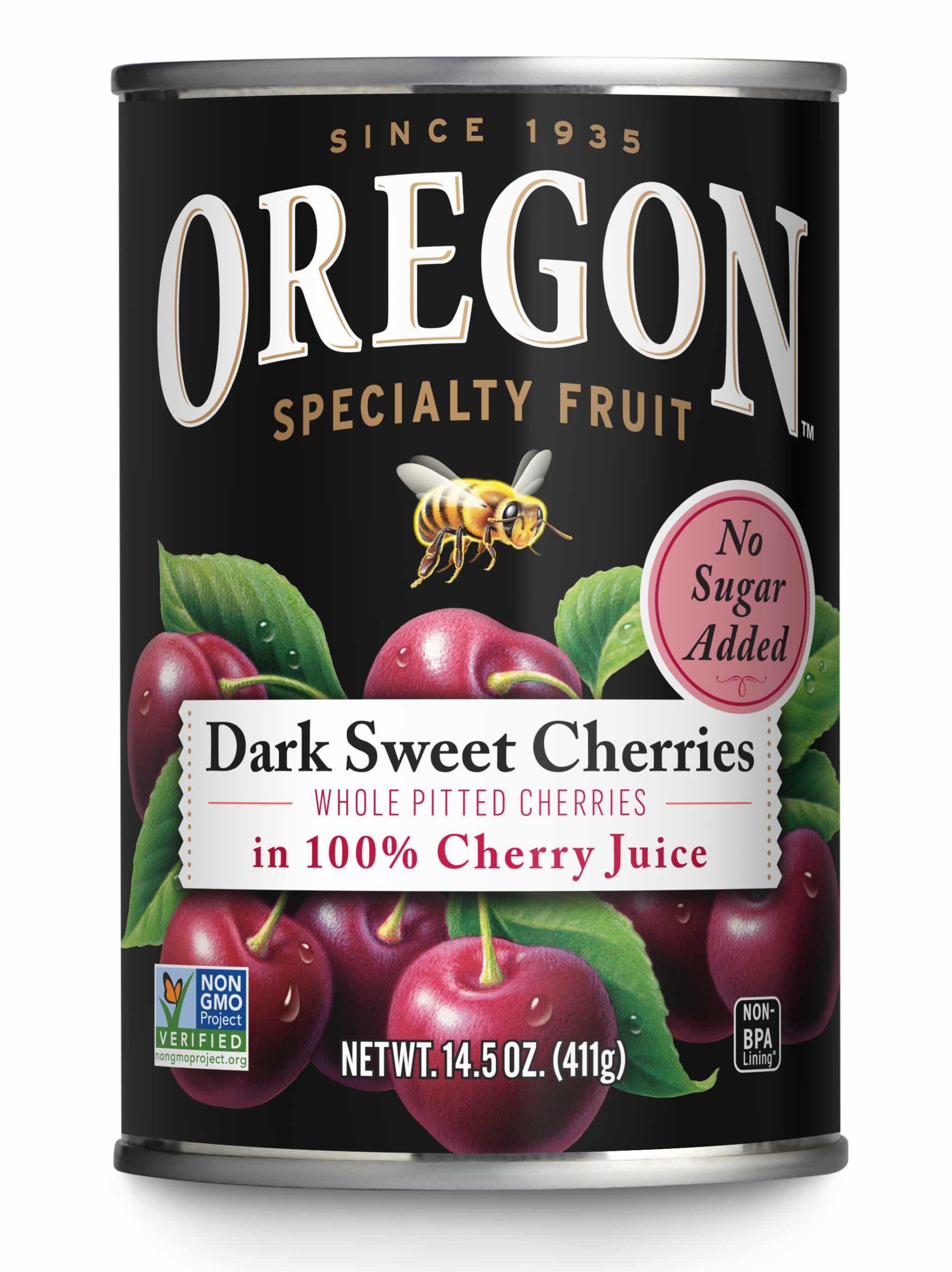 Dark Sweet Cherries in 100% Cherry Juice